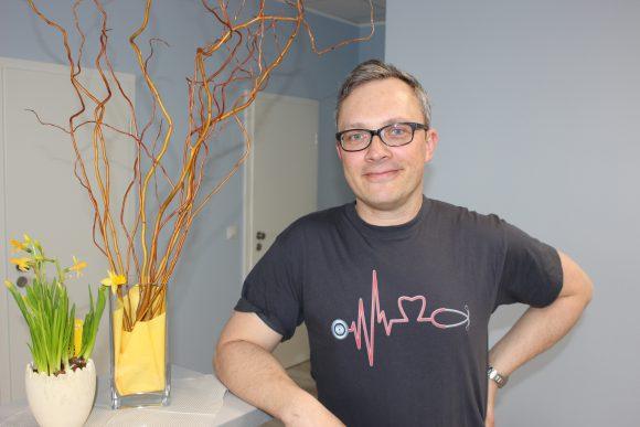 Neu in Falkensee: Hausarzt Dr. Lippitz