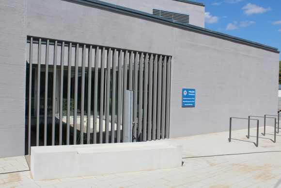 Neue Polizeiwache in Falkensee