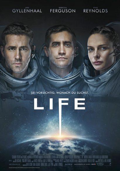 Kino-Filmkritik: Life