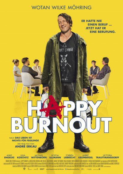 Kino-Filmkritik: Happy Burnout