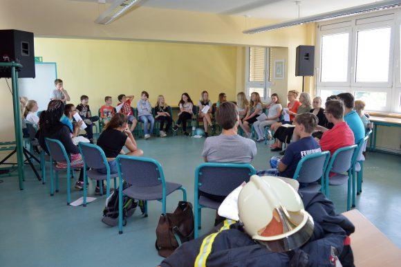 Nauen: Arco-Grundschüler als Stadtentdecker mit Abschlusspräsentation