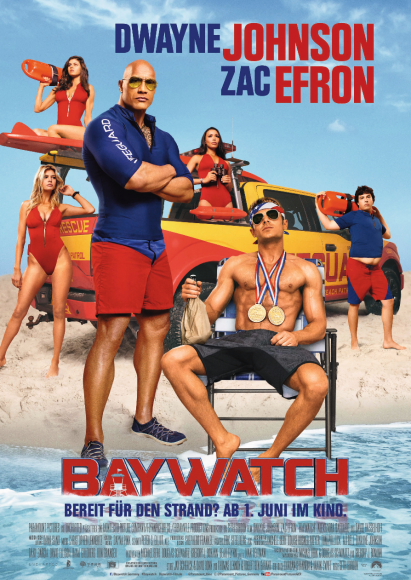 Kino-Filmkritik: Baywatch