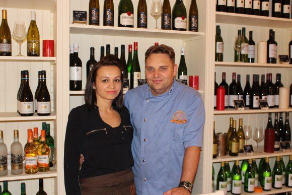 Zu Besuch im Brot & Wein in Nauen