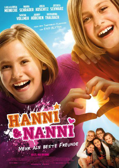 Kino-Filmkritik: Hanni und Nanni – Mehr als beste Freunde