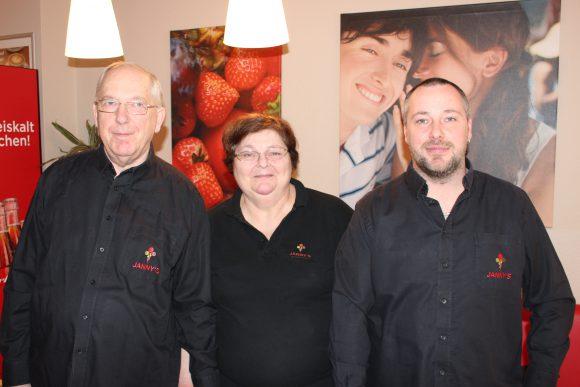 Falkensee: 25 Jahre Janny's Eis