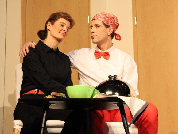 MAGMA Theater Spandau: Leichte Küsse