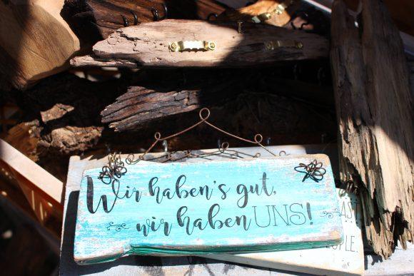 Dallgow – Melanie Knitter alias melkey: Schönes aus Altholz