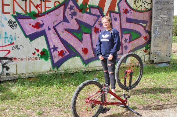 Pic Trail Raiders aus Falkensee: Hüpfende Zweiräder