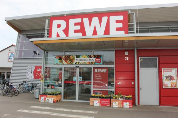 5 Jahre REWE in Falkensee