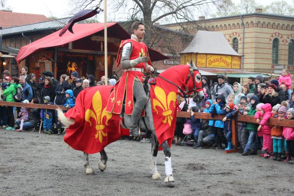11. Oster Ritterfest in Spandau