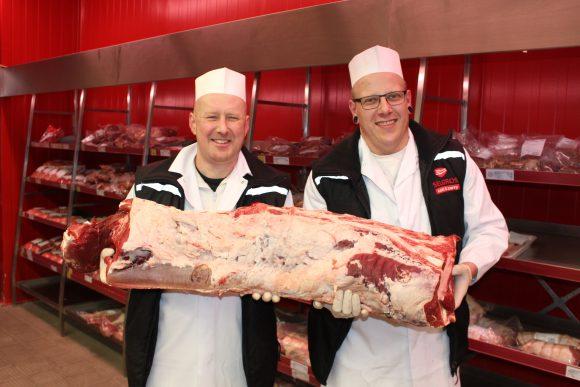 Falkensee: Die Fleischexperten von Selgros