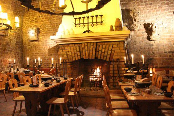 Zitadellenschänke in Spandau: Die Küche des Alchimisten