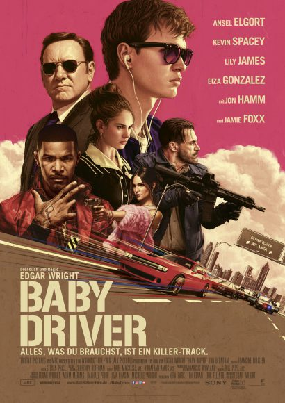 Kino-Filmkritik: Baby Driver