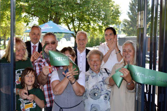Mehr Stadtbad Nauen – Eröffnungsfeier zog zahlreiche Gäste an