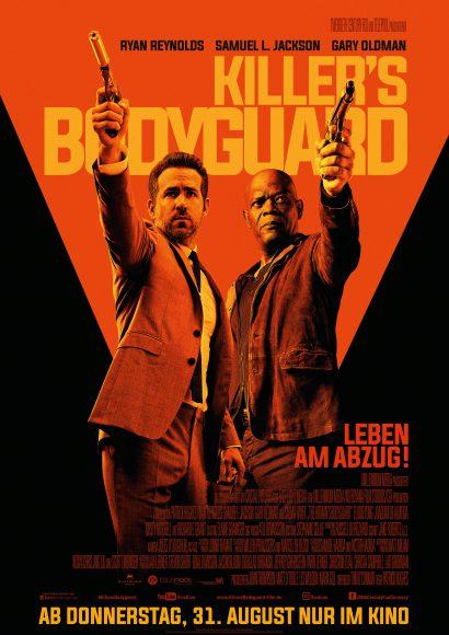 Kino-Filmkritik: Killer's Bodyguard
