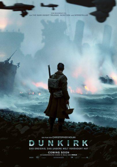 Kino-Filmkritik: Dunkirk