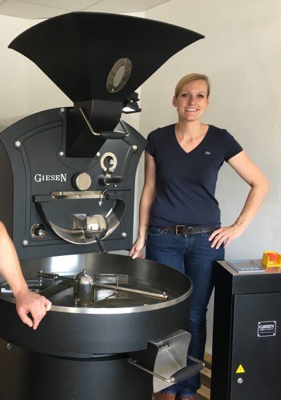 Neu in Falkensee: In der Kaffeerösterei