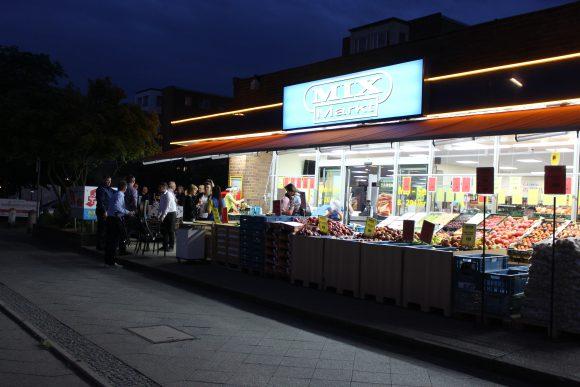 Midnight-Shopping im Spandauer Mix-Markt