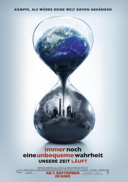 Kino-Filmkritik: Immer noch eine unbequeme Wahrheit – Unsere Zeit läuft