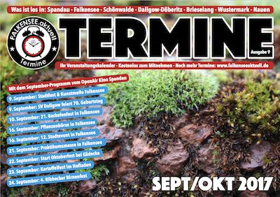 Termin-Heft 9 Cover