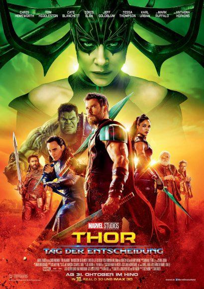 Kino-Filmkritik: Thor – Tag der Entscheidung