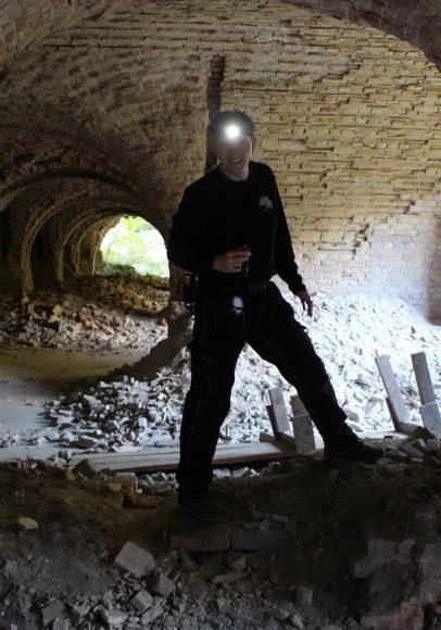 Berlin-Spandau: Zu Besuch im Fort Hahneberg