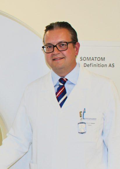 Bessere Diagnostik in den Havelland Kliniken: In der Radiologie