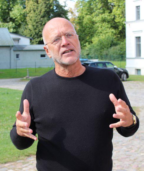 Groß-Behnitz: Führung über das Landgut Stober
