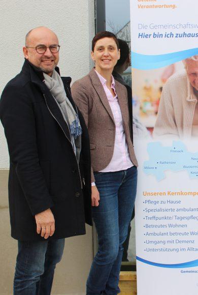 """Baustellenparty vom Gemeinschaftswerk in der """"Neuen Mitte"""""""