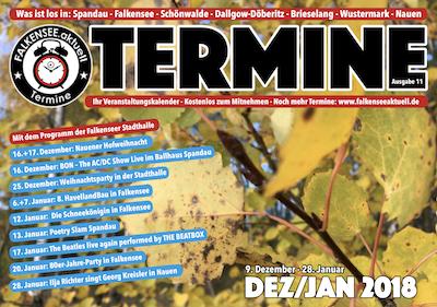 Termin-Heft 11 Cover