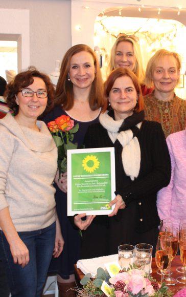 Grüne Gründerinnen in Falkensee: Ilka Buchholz und Nina Ullrich