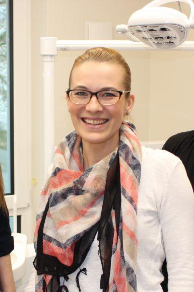 Dr. Ebba Willmund, Sandra Langer, Dr. Nadine Torn: Neue Zahnärztinnen in Falkensee