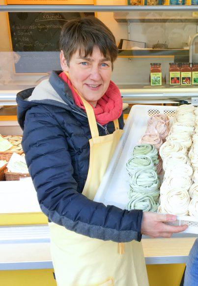 Dallgow-Döberitz: Trüffel-Pesto bei Nudel & Co