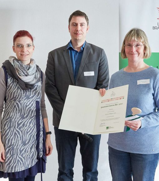 Senioren in Nauen: Gemeinsamer Mittagstisch erhält Auszeichnung