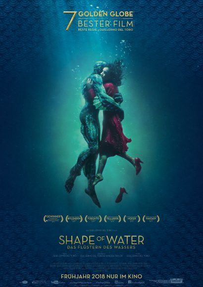 Kino-Filmkritik: Shape of Water