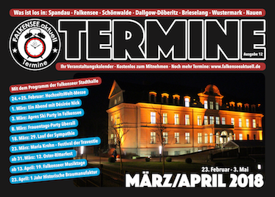 Termin-Heft 12 Cover
