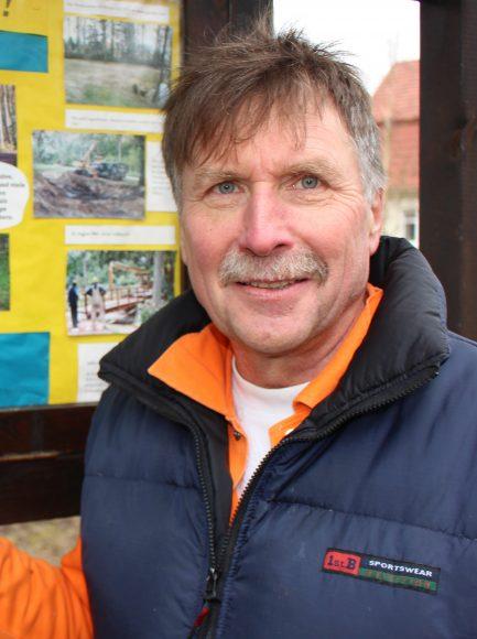 Falkensee: Erster Arbeitseinsatz am Lindenweiher