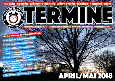 Termin-Heft 13 Cover