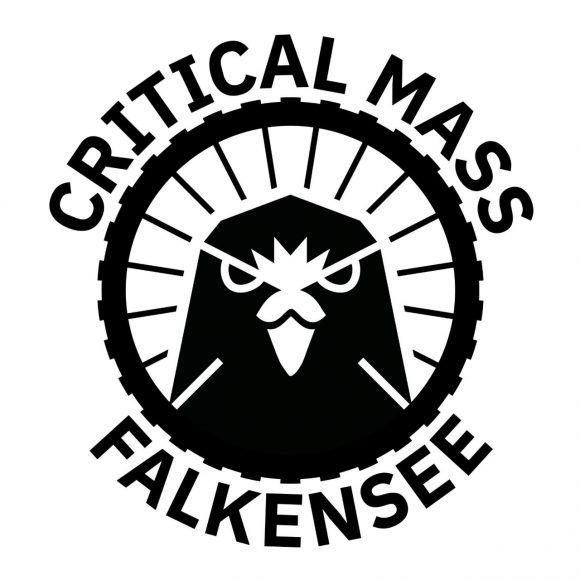 Die erste Critical Mass in Falkensee