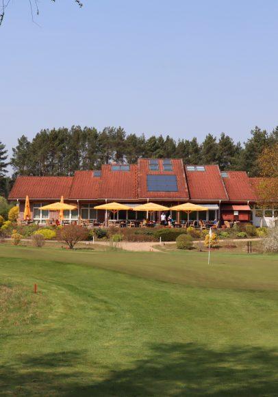 Neue Gastronomie in der Golfanlage Kallin