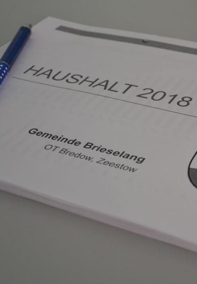 Brieselanger Etat nun rechtskräftig – Haushaltsplan 2018: Gemeinde investiert weiter kräftig