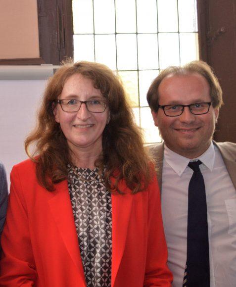 Daniela Zießnitz wird Erste Beigeordnete der Stadt Nauen – Christian Elke wird neuer Kämmerer