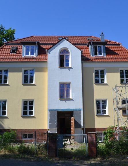 Altes Rathaus in Brieselang: Umbauarbeiten im Zeitplan