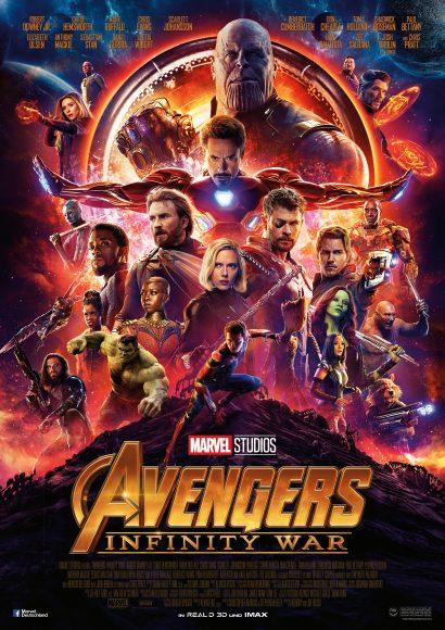 Kino-Filmkritik: Avengers: Infinity War