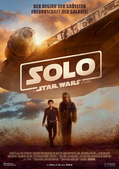 Kino-Filmkritik: Solo: A Star Wars Story