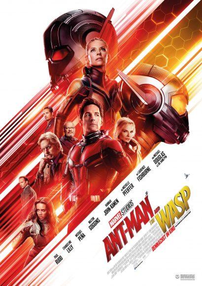 Kino-Filmkritik: Ant-Man & the Wasp