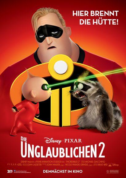 Kino-Filmkritik: Die Unglaublichen 2