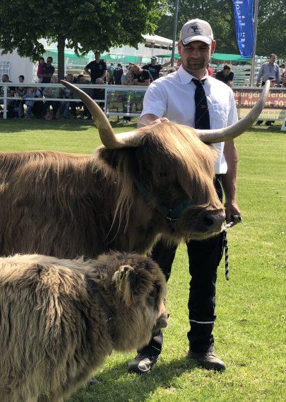 Schönwalde-Glien OT Paaren: Auf der 28. Brandenburgischen Landwirtschaftsausstellung!