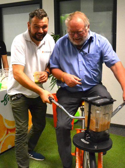Brieselang / Zalando: Gesundheit und Mobilität als gewinnbringende Faktoren