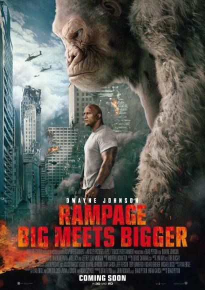 Kino-Filmkritik: Rampage